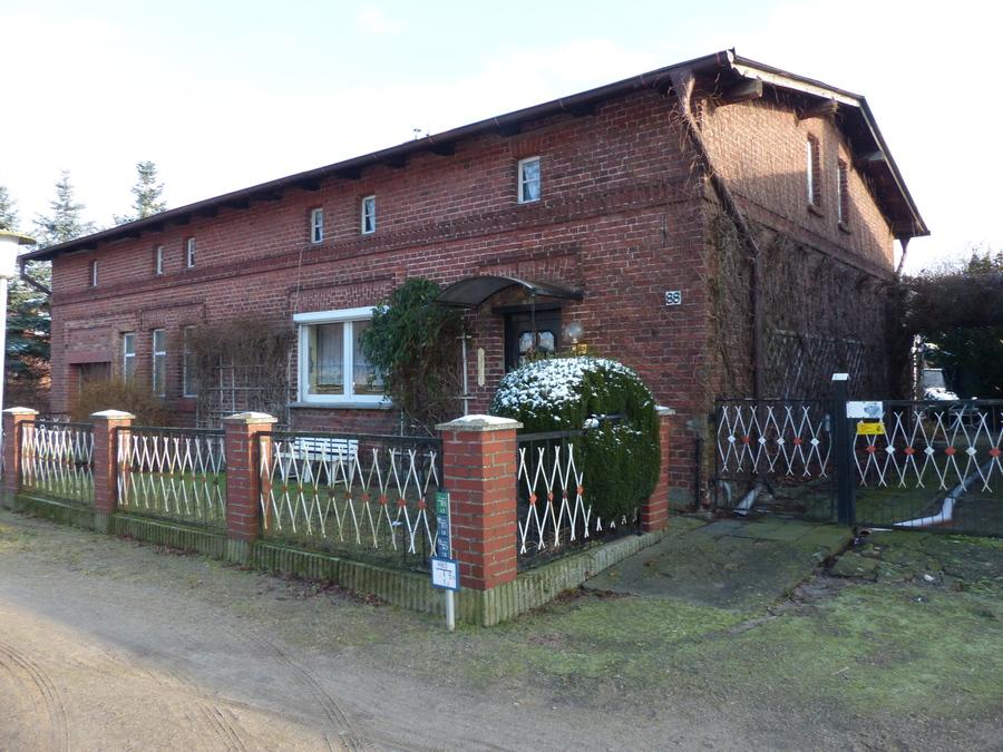 Lage: Nähe Jarmen / Badesee
