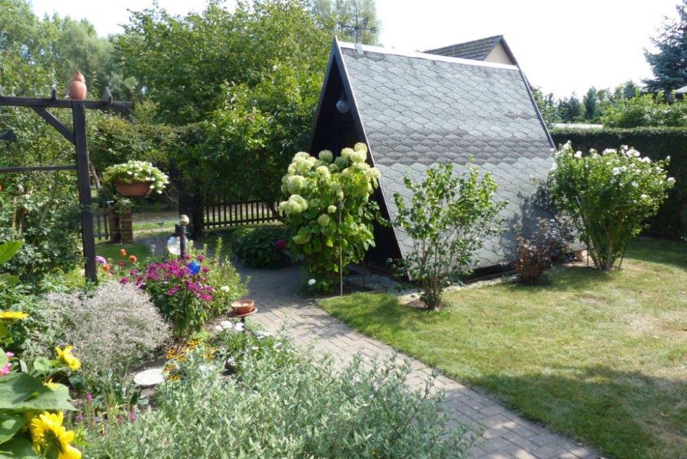 kleine Finnhütte/Werkstatt