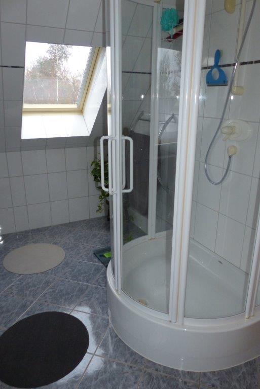 ...Dusche