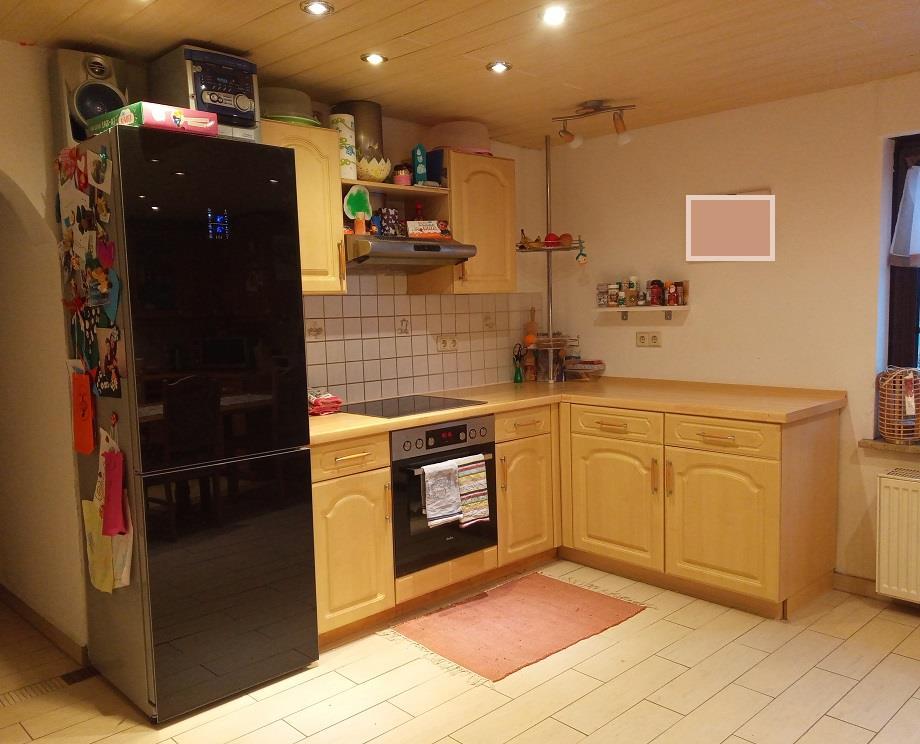 Küche li Seite