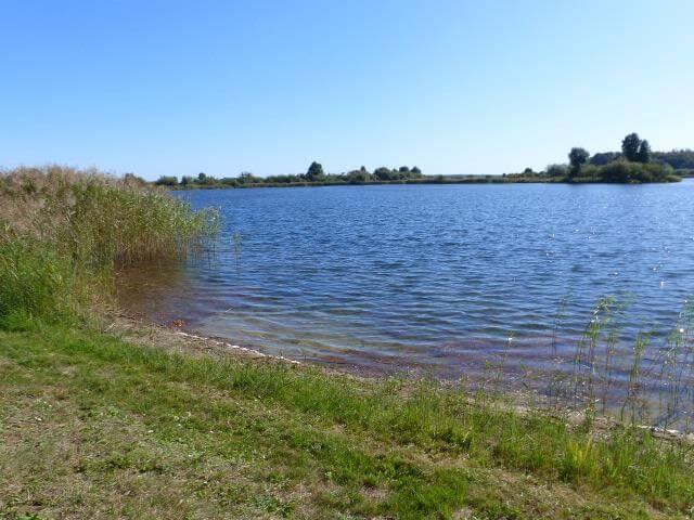 ..und noch mal der See
